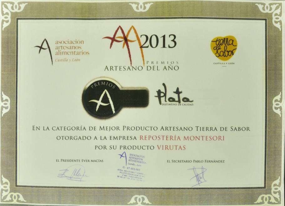 Premio artesanos
